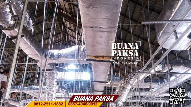 Jasa Pemasangan  PIR Duct AC AB duct Wilayah Tabanan