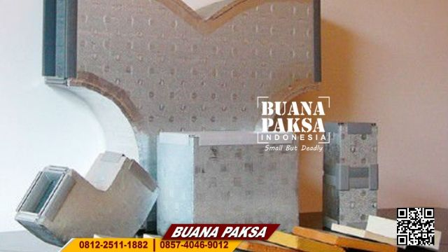 Distributor  Sandwich Panel PU  AB duct Di Jepara