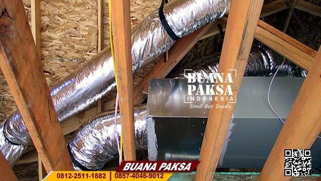 Tukang  PU Ducting PIR Panel AC Zelltech Wilayah Ungaran