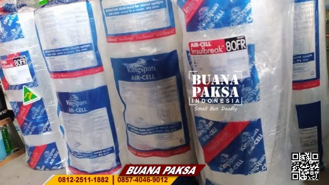 Supplier Peredam Panas Air-Cell Kingspan Kooltherm k10FM Madiun
