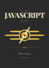 My notes on JavaScript