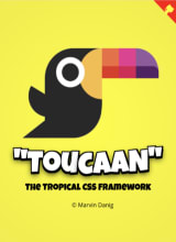 The Toucaan CSS Framework
