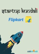 Startup Kundali - Flipkart