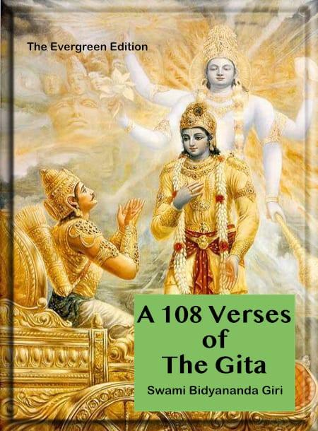 A 108 Verses of The Gita