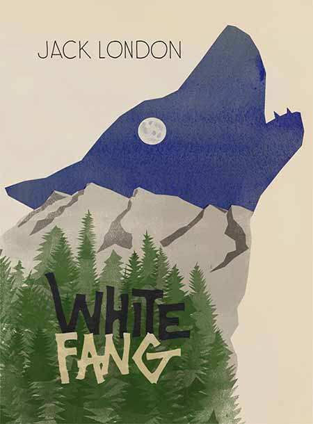 #freebooks – White Fang by Jack London
