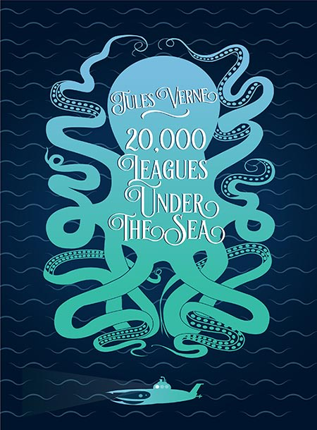 #freebooks – Twenty Thousand Leagues Under the Sea