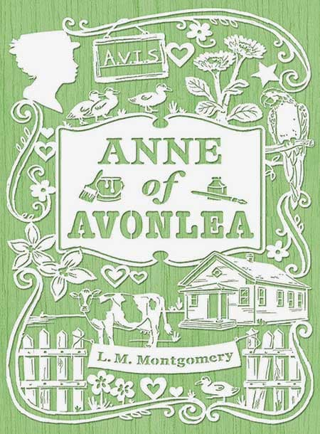 #freebooks – Chronicles of Avonlea by Lucy Maud Montgomery