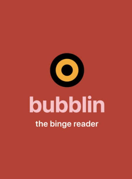 Bubblin Elevator Pitch