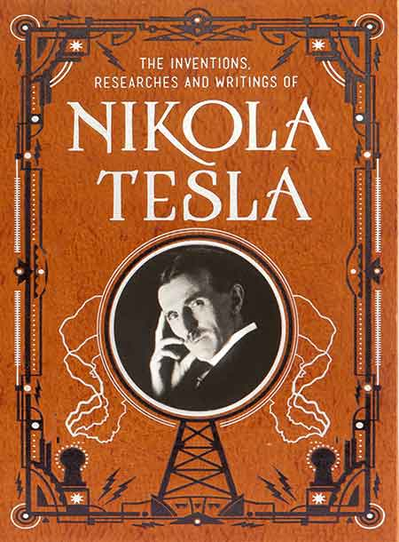 #freebooks – The Inventions, Researches and Writings of Nikola Tesla by Thomas Commerford Martin
