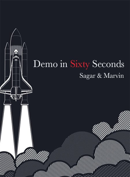 #freebooks – Demo in Sixty Seconds by Marvin Danig