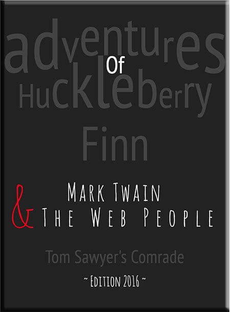 #freebooks – Adventures of Huckleberry Finn by Mark Twain