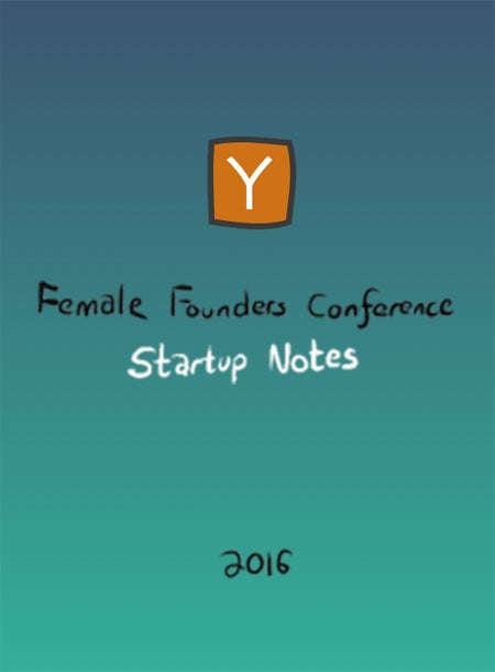 Startup Notes FFC-2016