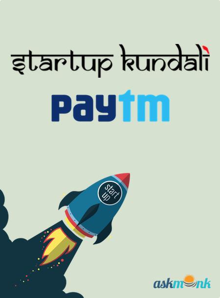 Startup Kundali - Paytm