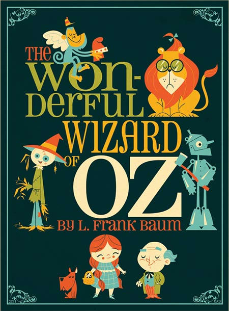#freebooks – The Wonderful Wizard of Oz by Lyman Frank Baum