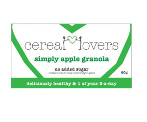 Simply Apple Granola Single Serving