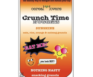 Crunch Time Nuggets Sunshine Snacking Granola