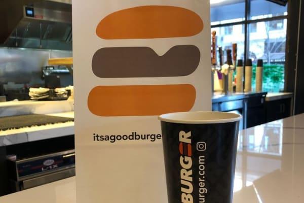 Goodburger Bag