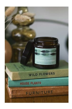 Rosewood + Lavender Candle