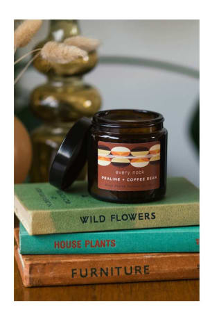 Praline + Coffee Bean Candle
