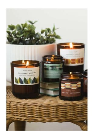 Every Nook Candles
