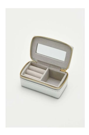 Silver Tiny Jewellery Box