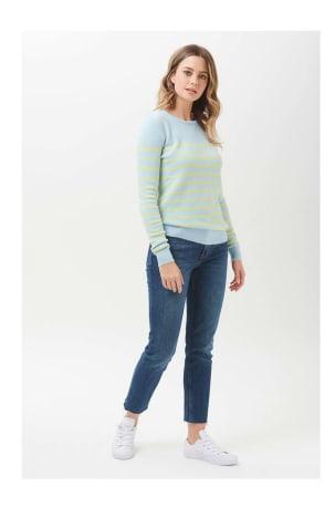 Sybil Stripe Sweater