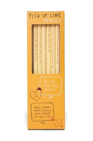 Pick Up Line Pencils