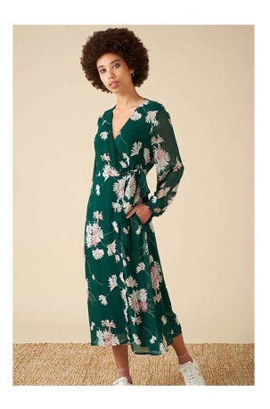 Luna Casablanca Wrap Dress