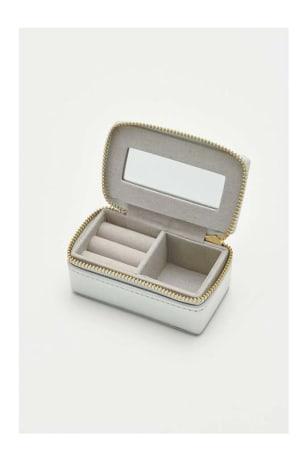 Silver Tiny Jewellery Box