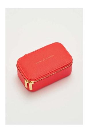 Coral Mini Jewellery Box