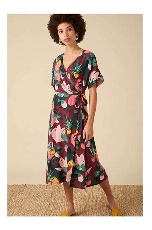 Jenna Medina Wrap Dress