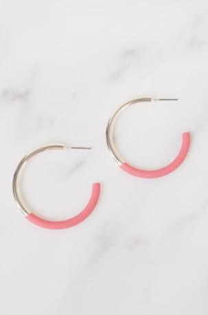 Carla Pink Earrings