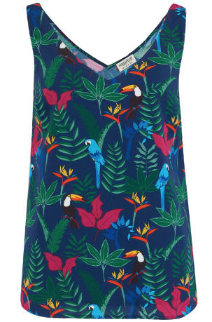 sugarhill-romy-birds-of-paradise-strappy-top