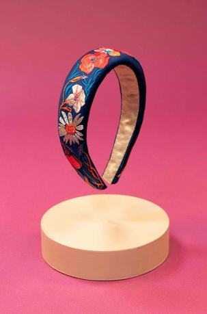 powder-padded-headband-country-garden-navy-1