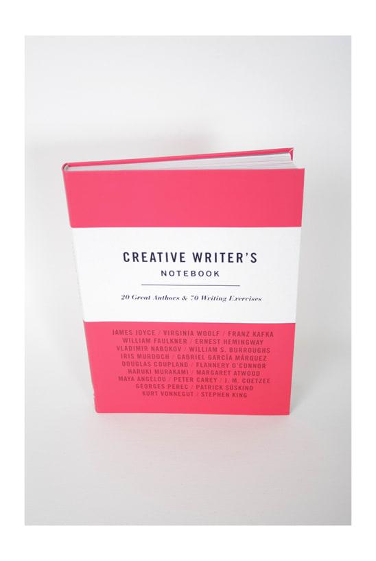 Creative Writer's Notebook