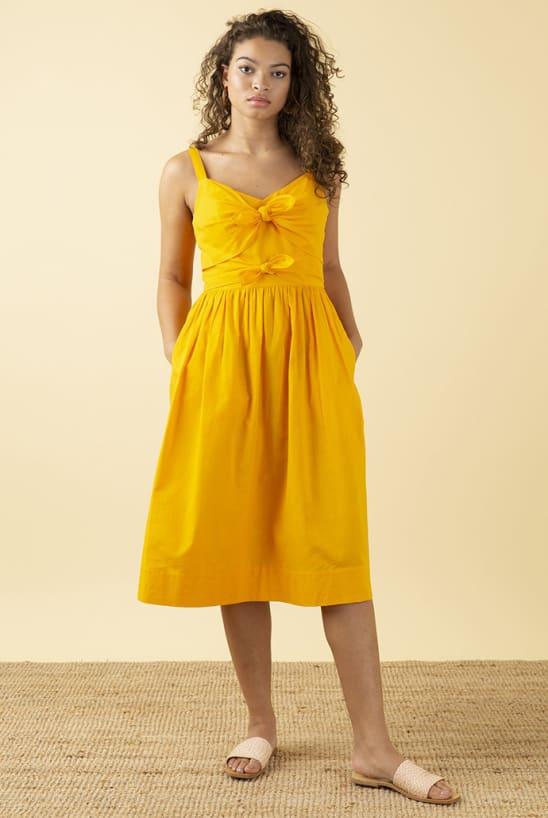 Emily&Fin-Salma-Dress-Sunshine-Yellow