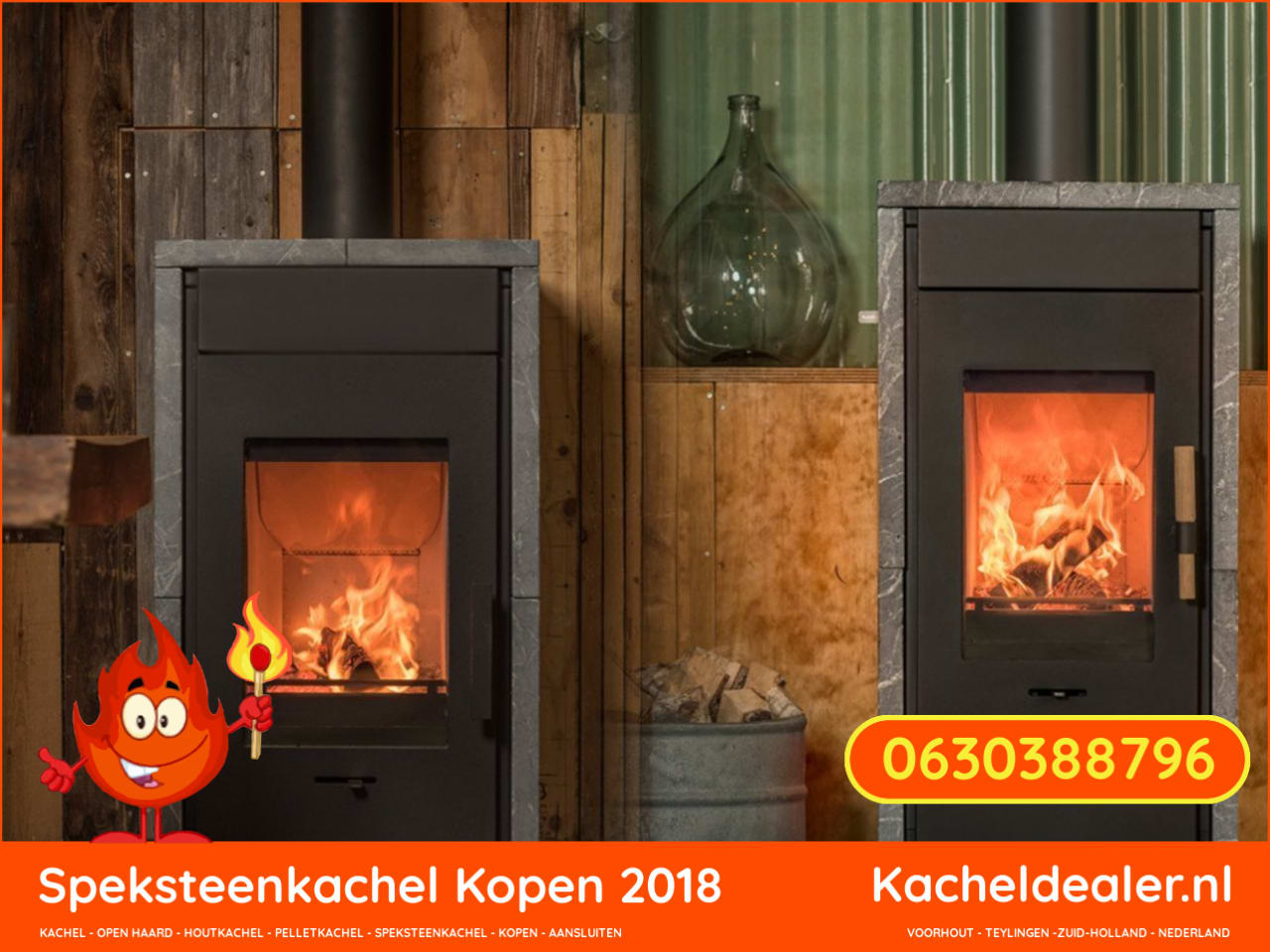 Zeer Kachel Houtkachel Kopen 2019 (met aansluiten) Kacheldealer ZH AX06
