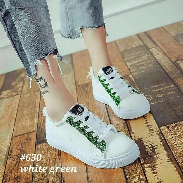 jual Sepatu Wanita Kets Casual SDS216