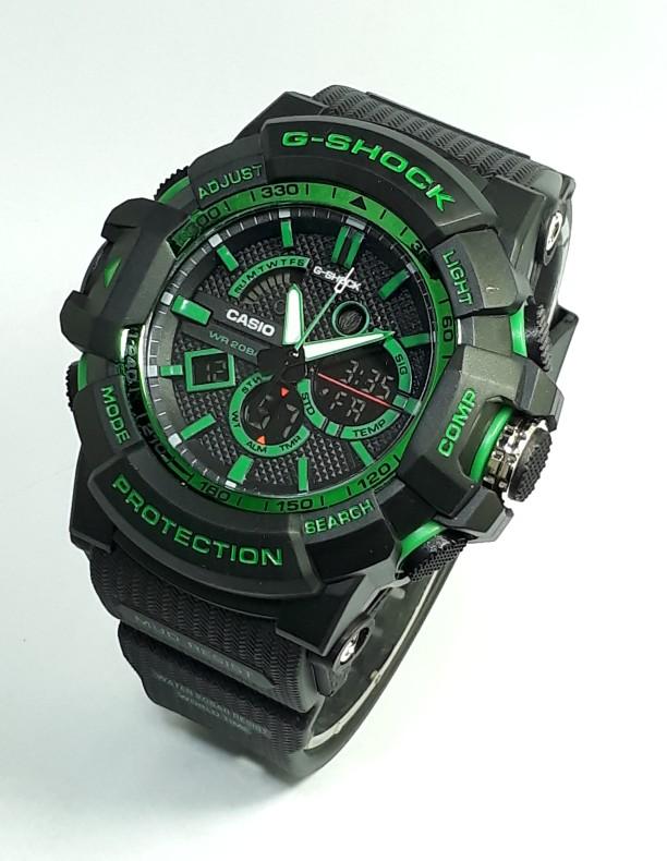 jual Jam tangan SPORT New G-SHOCK G Shock GS2397 black green