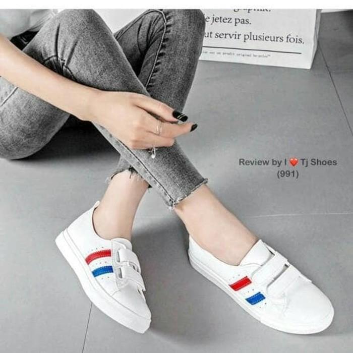 jual Sepatu Wanita Kets Casual SDS217