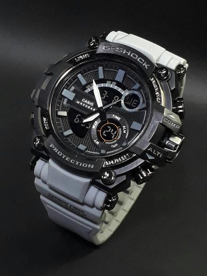 jual Jam tangan SPORT New G-SHOCK G Shock GST201Gray black