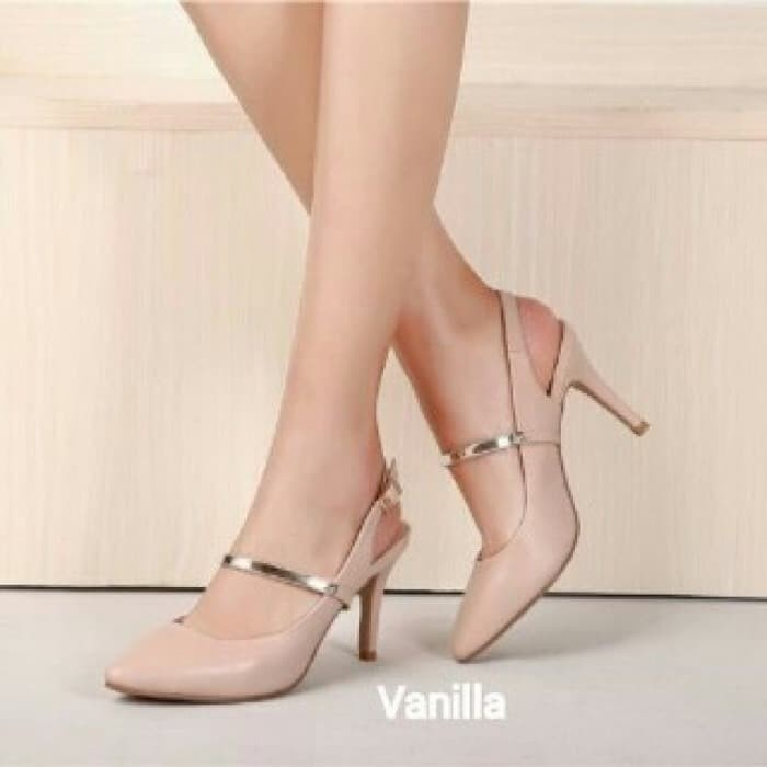 jual Sepatu Sandal High Heels Wanita SDH44