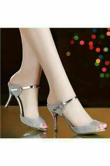 jual Sandal High Heels Wanita SDH46
