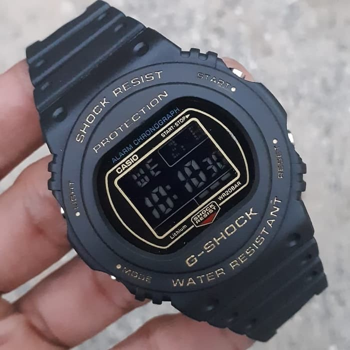 jual Jam tangan Water Resist G Shock DW pilihan warna