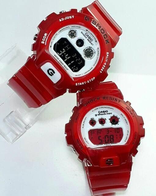 jual Jam tangan couple G Shock DW6900