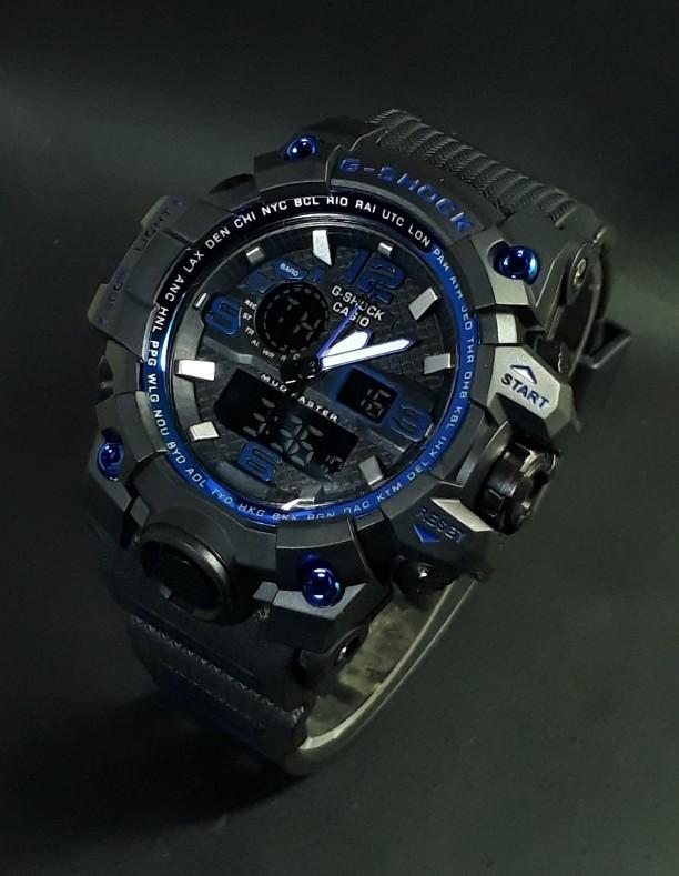 jual Jam tangan SPORT G-SHOCK G Shock GWG1000 black blue