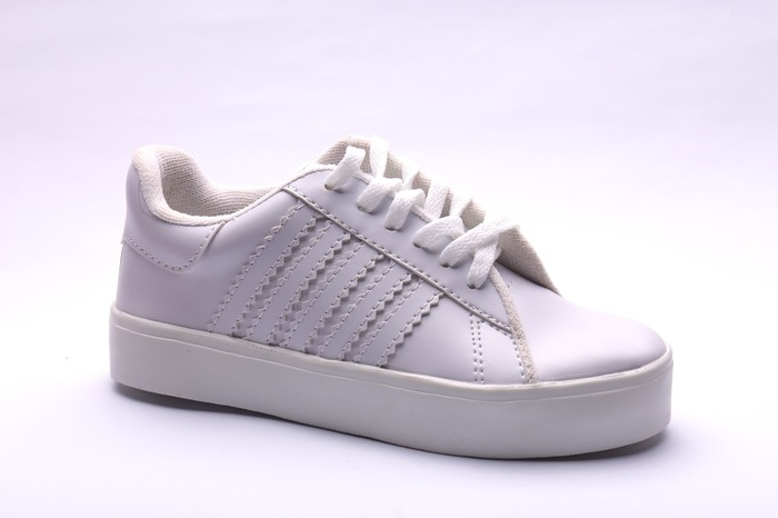 jual Sneaker Plat 5 - Putih, 37