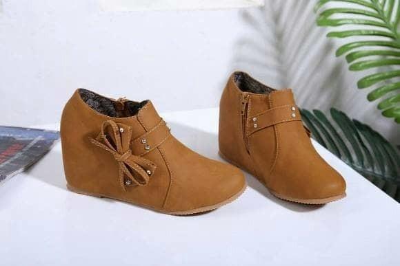 jual Sepatu Boots Wanita Pita SBO315