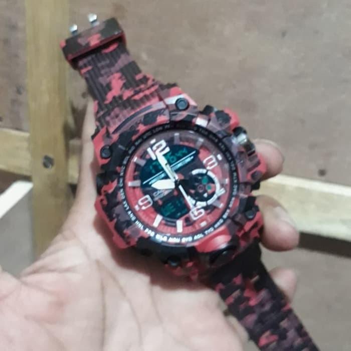 jual Jam tangan G Shock GWG1000 loreng