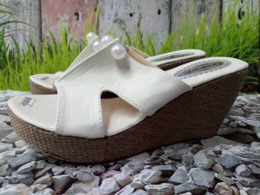 jual Sandal Wedges Wanita SDW229